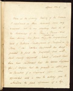 Cowell manuscript